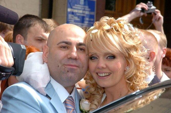 Свадьба Валерии с Иосифом Пригожиным 2004 год