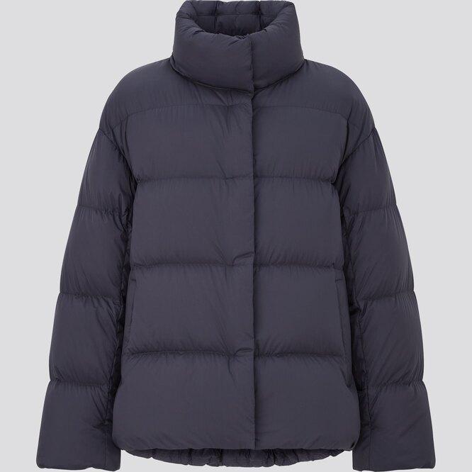 Ультралегкая пуховая куртка,