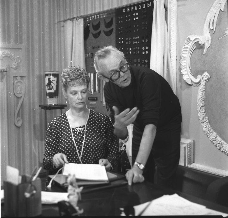 Грустный и серьезный главный по комедиям в СССР. Леонид Гайдай