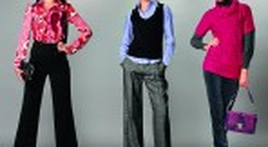 Модные брюки вэтом сезоне