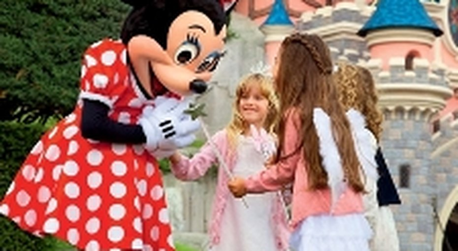 Волшебный мир Disneyland Париж