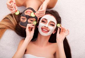 15 классных масок для лица, чтобы быстро подготовиться к вечеринке