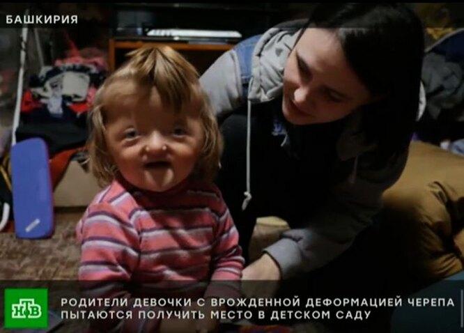 Софья растет веселым и общительным ребенком