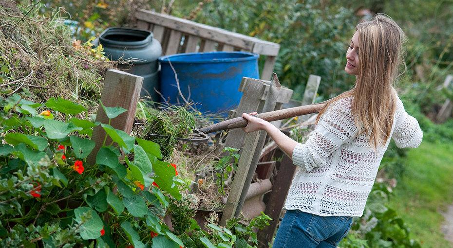 Как правильно собирать компост: секреты, окоторых мало кто знает