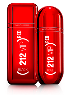 (212) Red VIP Rosé, Carolina Herrera, 9 100 руб