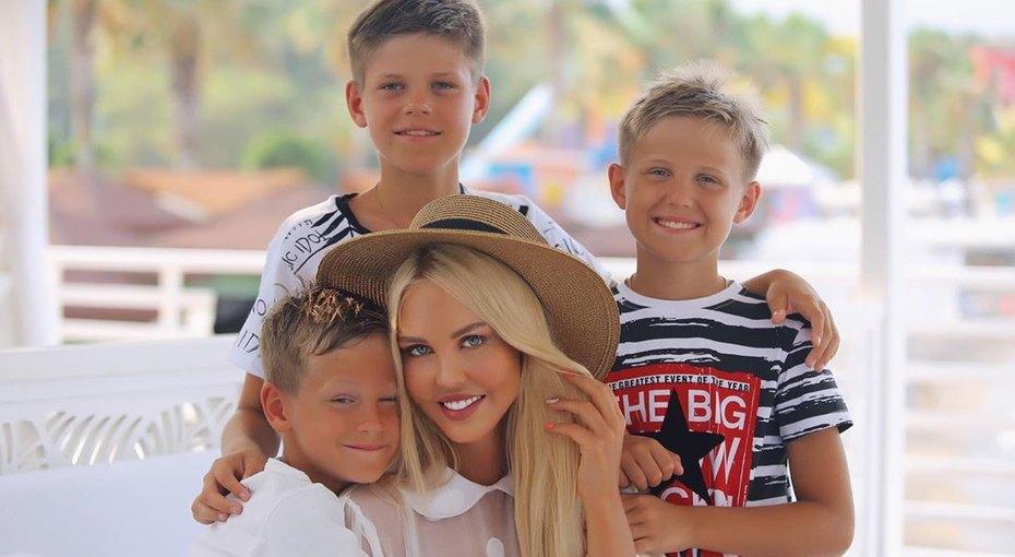 «У них нетайпадов больше двух лет»: Мария Погребняк рассказала овоспитании сыновей