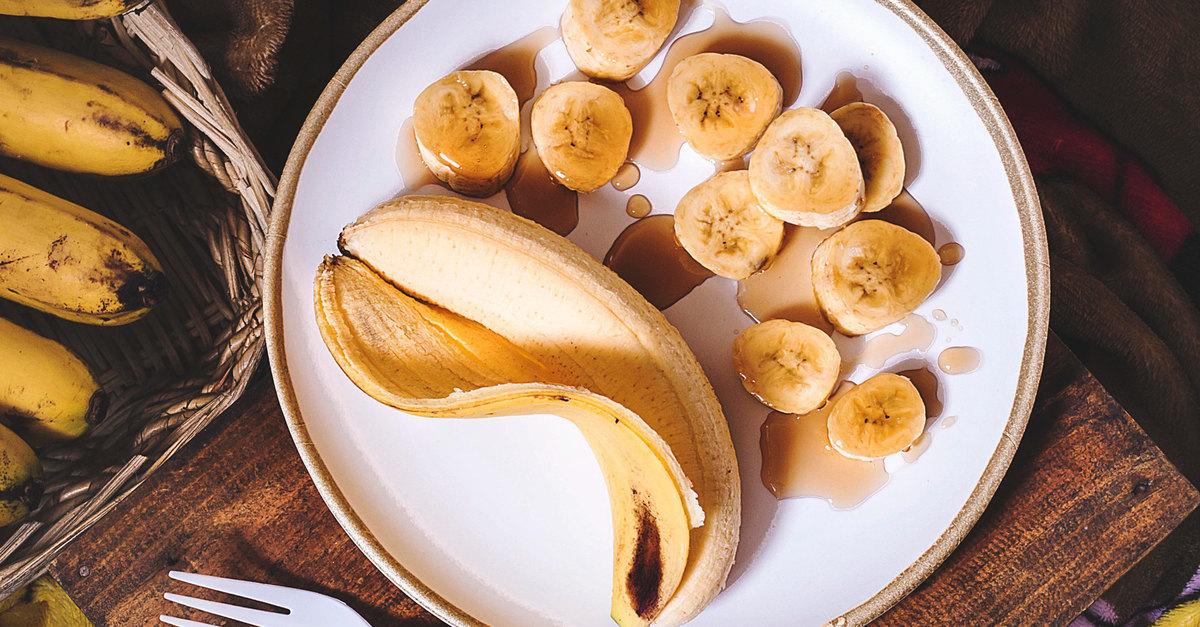 вареные бананы для похудения