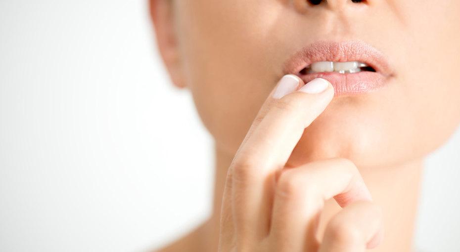 От арального секса могут быть во рту болячка