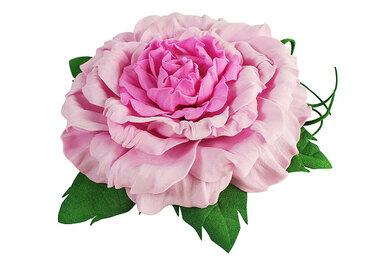Мастер-класс: цветы изфоамирана
