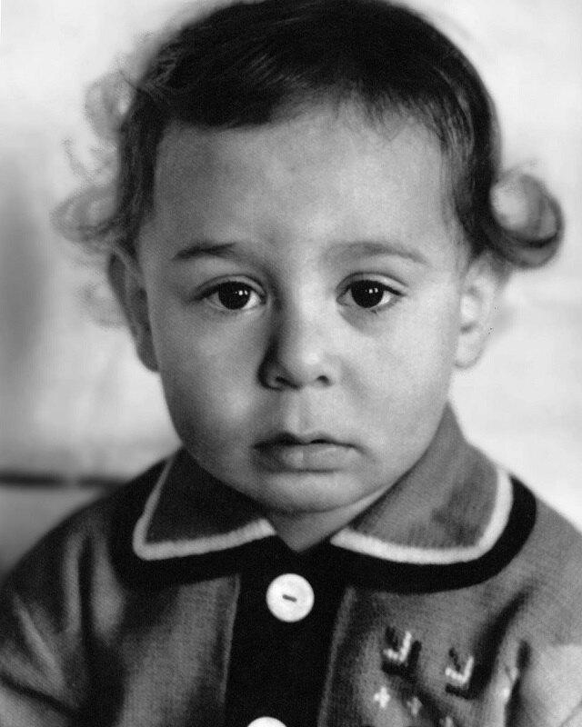 Шифрин в детстве