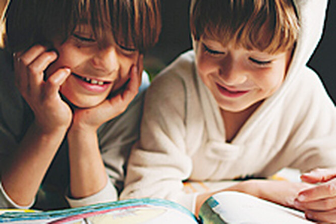 Чтение развивает уребенка эмпатию