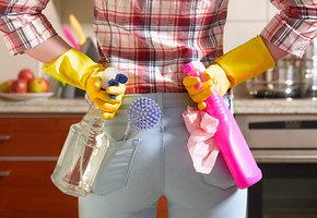 Быстро и чисто: 6 лайфхаков для домашней уборки