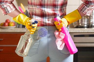 Быстро ичисто: 6 лайфхаков длядомашней уборки