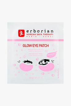 Тканевые патчи дляобласти вокруг глаз сэкстрактом лакрицы Glow, Erborian