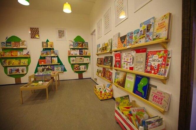 Детский книжный клуб «Читариум» открылся вЦарском селе