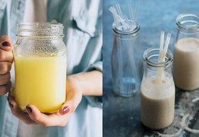 5 напитков с пробиотиками, которые вы можете сделать дома