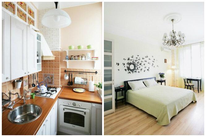 Идеи длямаленькой квартиры (фото)