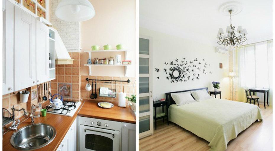 Идеи длямаленькой квартиры