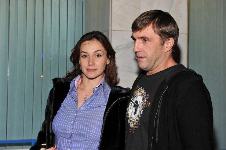 Владимир Вдовиченков иОльга Филиппова