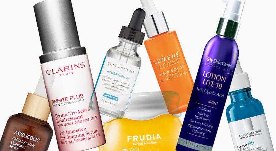 Боремся сакне иморщинами: 11 лучших средств скислотами