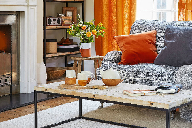 Дом, вкотором тепло. Как «утеплить» интерьер припомощи деталей?