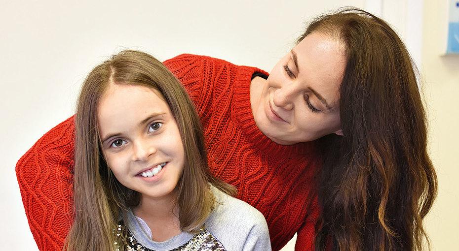 10-летняя Маша мечтает вернуться домой ине вспоминать оболезни