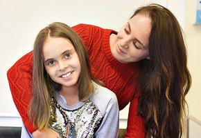 10-летняя Маша мечтает вернуться домой и не вспоминать о болезни
