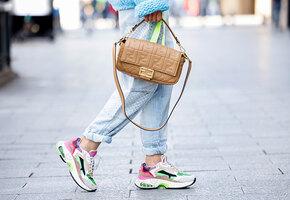 20 модных кроссовок для женщин: носите их как супермодели