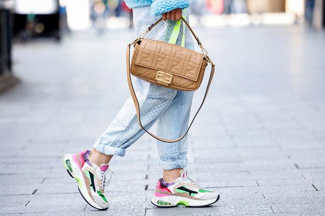 20 модных кроссовок дляженщин: носите их как супермодели