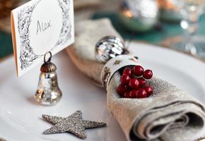 Как красиво и как просто! Волшебные украшения для праздничного стола