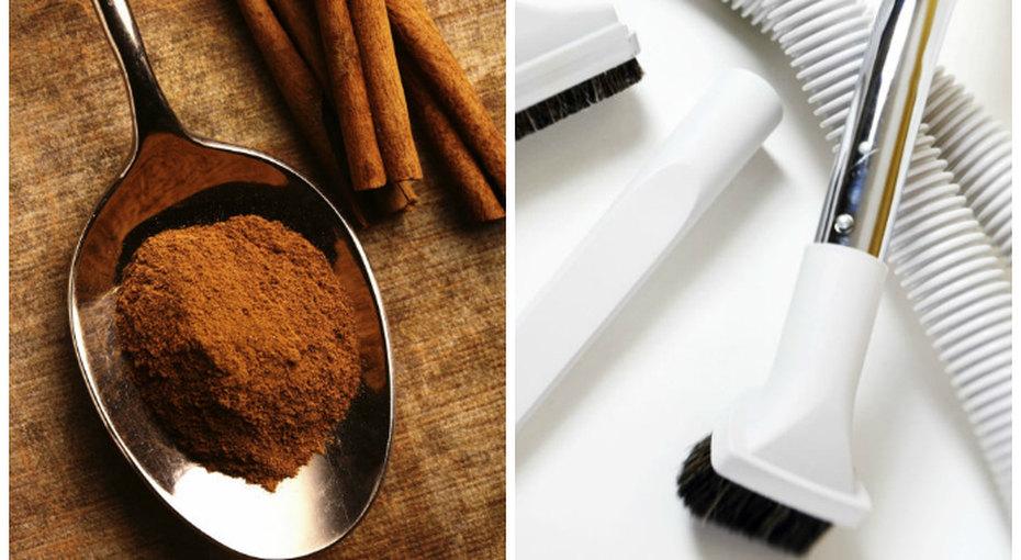 С помощью этих трюков можно убрать пыль излюбого уголка дома