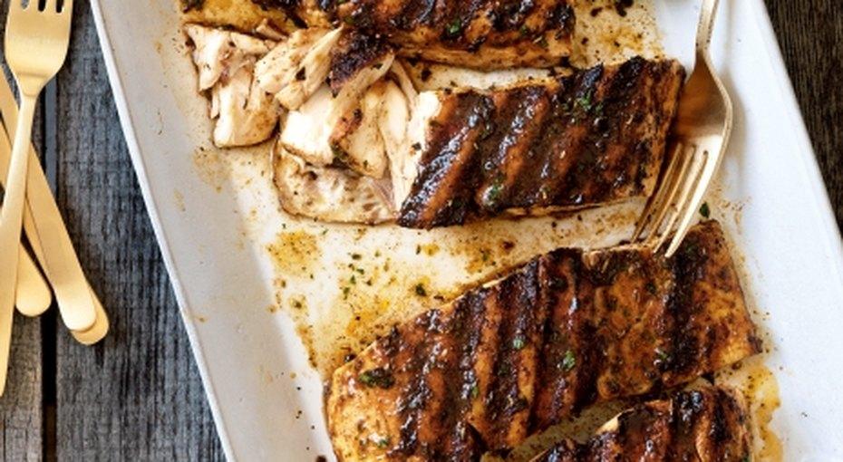 Рыба нагриле: 8 рецептов