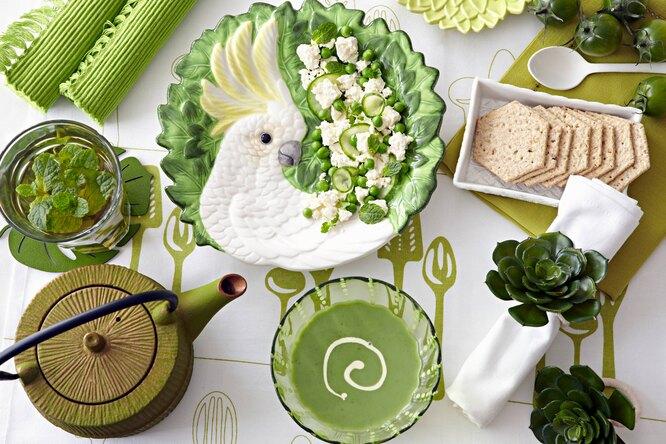 Как небанально подать овощи кпраздничному столу: 8 ярких идей