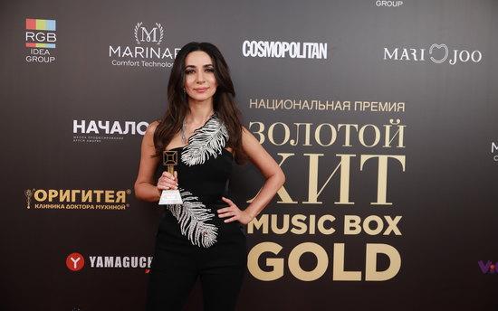 Первая Национальная Премия «Золотой хит» прошла вуникальной тематике «Золотого века»