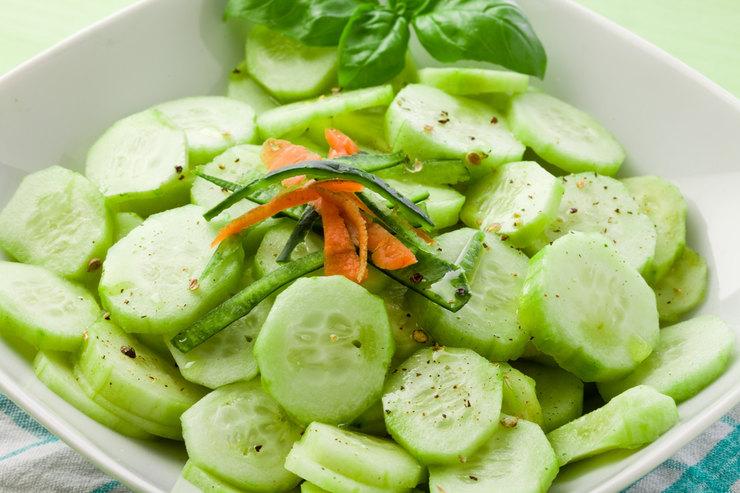 Свежие Помидоры И Огурцы Для Похудения. Можно ли похудеть на огурцах и помидорах? Овощная диета