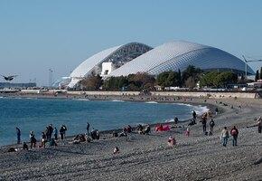 Горы, море, Олимпийские объекты и зелень: почему стоит поехать отдыхать в Адлер