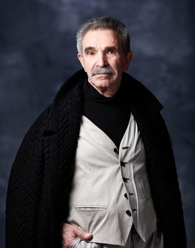 Красивый возраст: Анатолий Аксельрод, 78 лет