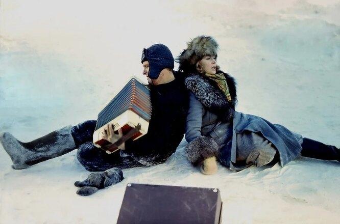 Фото: кадр из фильма «Вокзал для двоих», лучшие мелодрамы