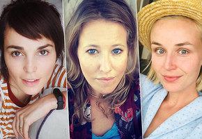 Естественная красота: 10 звезд, которые не стесняются позировать без макияжа