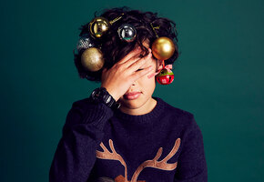 Сезон спокойствия. Как справиться с новогодним стрессом