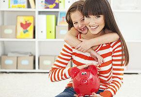 6 способов сэкономить на ребенке