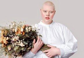 Не толстая, а красивая: модель Изольд Халлдорудоттир и её крутая жизнь