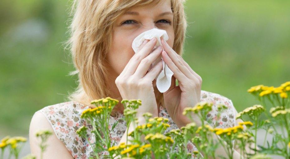 Аллергия навесну. Это может произойти споловиной изнас