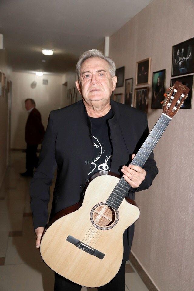 Юрий Стоянов в 2019 году
