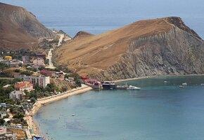 Двенадцать пляжей в одном поселке: Орджоникидзе — моря много не бывает
