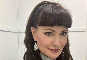 «Без челки не узнать»: 48-летняя Нонна Гришаева примерила новый образ