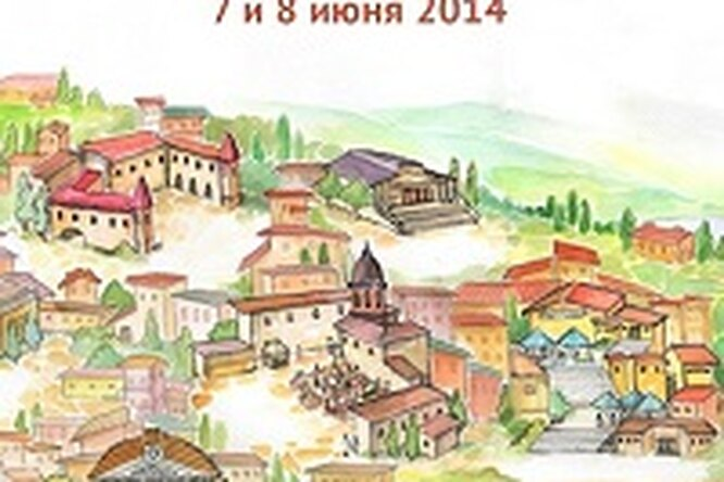 ITALOMANIA: итальянский город вЦДХ