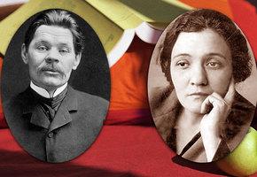 «Русская миледи», любовь Горького и Уэллса