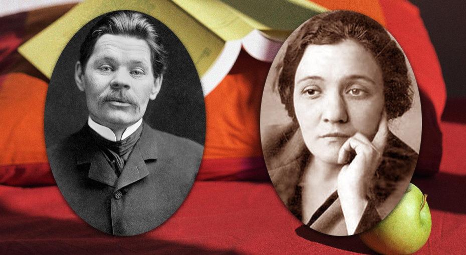 «Русская миледи», любовь Горького иУэллса