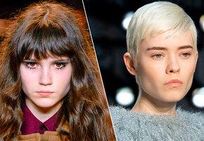 7 модных стрижек на любую длину волос: от боба до чёлки